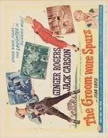 The Groom Wore Spurs movie poster (1951) picture MOV_89c8c439