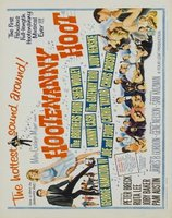 Hootenanny Hoot movie poster (1963) picture MOV_89cb7d45