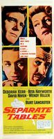 Separate Tables movie poster (1958) picture MOV_89d0d946