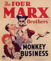 Monkey Business movie poster (1931) picture MOV_89d66343