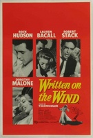 Written on the Wind movie poster (1956) picture MOV_89d888fe