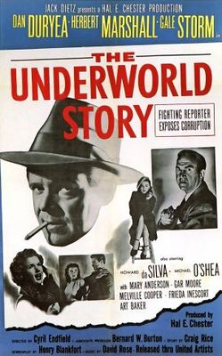 The Underworld Story movie poster (1950) poster MOV_89dc2c48