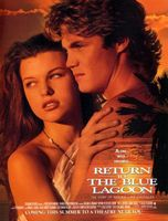 Return to the Blue Lagoon movie poster (1991) picture MOV_89dca86e