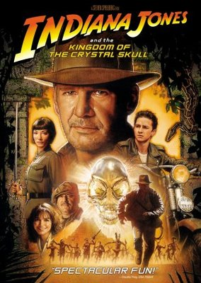 Indiana Jones and the Kingdom of the Crystal Skull movie poster (2008) poster MOV_89dcc941
