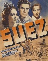 Suez movie poster (1938) picture MOV_89dd8a0b