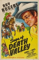 Saga of Death Valley movie poster (1939) picture MOV_89e2535d