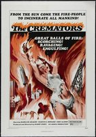 The Cremators movie poster (1972) picture MOV_89e46a13