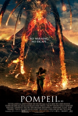 Pompeii movie poster (2014) poster MOV_89e6f7e1
