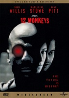Twelve Monkeys movie poster (1995) picture MOV_89e79061