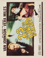 23 Paces to Baker Street movie poster (1956) picture MOV_89ea52db