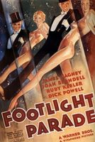 Footlight Parade movie poster (1933) picture MOV_89f24b26