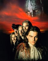 The Man In The Iron Mask movie poster (1998) picture MOV_89f4c179