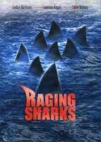 Raging Sharks movie poster (2005) picture MOV_89f76f78