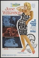 The Playgirls and the Bellboy movie poster (1962) picture MOV_89fcacc7