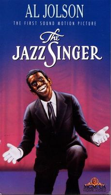 The Jazz Singer movie poster (1927) poster MOV_89fed7f7
