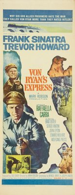 Von Ryan's Express movie poster (1965) poster MOV_8a07a369