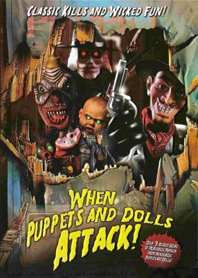 When Puppets and Dolls Attack! movie poster (2004) poster MOV_8a14b430
