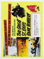 The Great St. Louis Bank Robbery movie poster (1959) picture MOV_8a166111