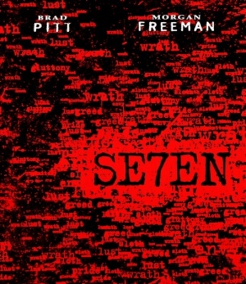 Se7en movie poster (1995) poster MOV_8a1757c2