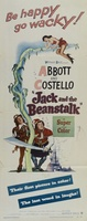 Jack and the Beanstalk movie poster (1952) picture MOV_8a17d8a7