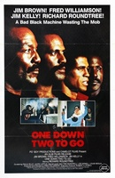 One Down, Two to Go movie poster (1982) picture MOV_6f70b46f