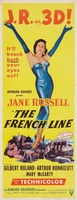 The French Line movie poster (1953) picture MOV_8a1e3e81