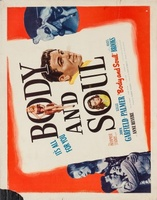 Body and Soul movie poster (1947) picture MOV_8a20d5bd