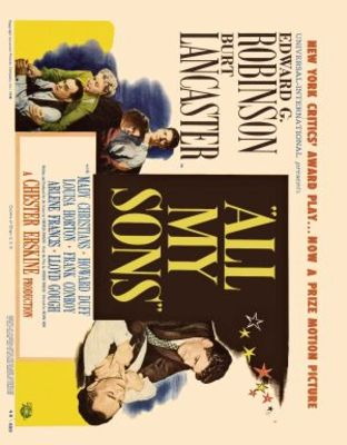 All My Sons movie poster (1948) poster MOV_8a239148