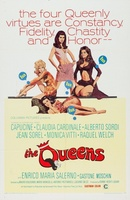 The Queens movie poster (1966) picture MOV_8a2f0f34
