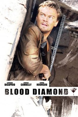 Blood Diamond movie poster (2006) poster MOV_8a3232d3