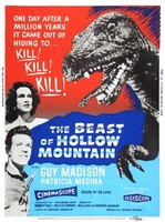 The Beast of Hollow Mountain movie poster (1956) picture MOV_8a34a8c9