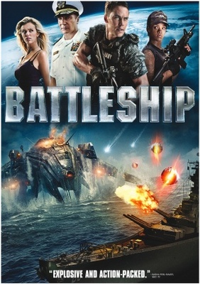 Battleship movie poster (2012) poster MOV_8a34dda6