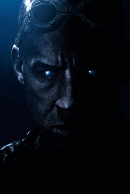 Riddick movie poster (2013) poster MOV_8a36b177
