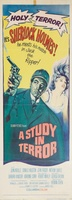 A Study in Terror movie poster (1965) picture MOV_8a3913dc