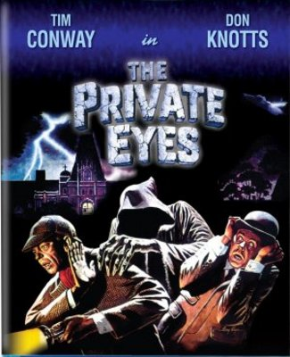 The Private Eyes movie poster (1981) poster MOV_8a3c2bf7