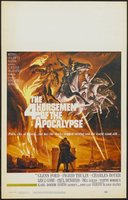 The Four Horsemen of the Apocalypse movie poster (1962) picture MOV_8a3d9329