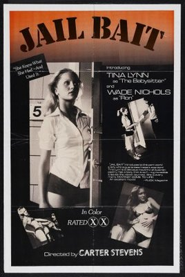 Jail Bait movie poster (1976) poster MOV_8a3dcafd