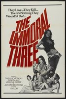 The Immoral Three movie poster (1975) picture MOV_8a3dd88a
