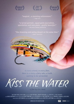 Kiss the Water movie poster (2013) poster MOV_8a3f401a