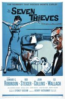Seven Thieves movie poster (1960) picture MOV_8a408113