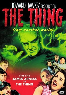 The Thing From Another World movie poster (1951) poster MOV_8a413fbd