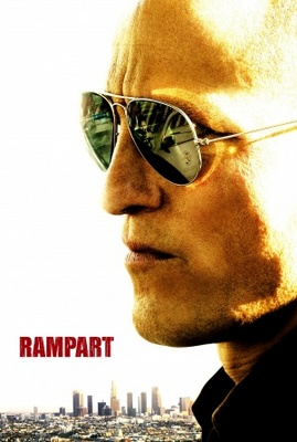 Rampart movie poster (2011) poster MOV_8a434d42