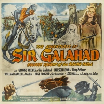 The Adventures of Sir Galahad movie poster (1949) poster MOV_8a46f24b
