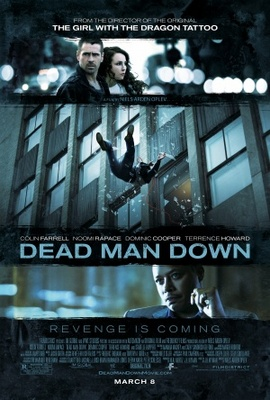 Dead Man Down movie poster (2013) poster MOV_8a4a7313