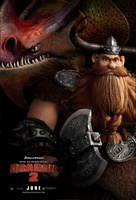 How to Train Your Dragon 2 movie poster (2014) picture MOV_8a4e665f
