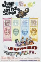 Billy Rose's Jumbo movie poster (1962) picture MOV_8a4eee26