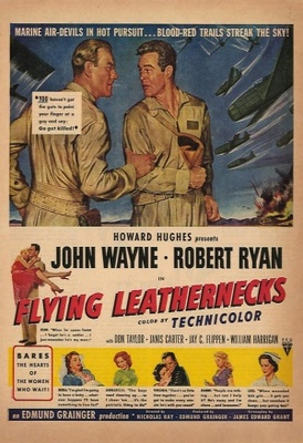 Flying Leathernecks movie poster (1951) poster MOV_8a503618