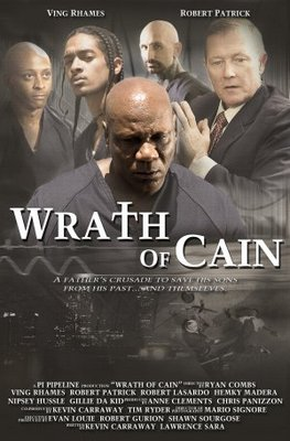 The Wrath of Cain movie poster (2010) poster MOV_8a50e22a