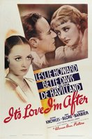 It's Love I'm After movie poster (1937) picture MOV_0e13e3d0