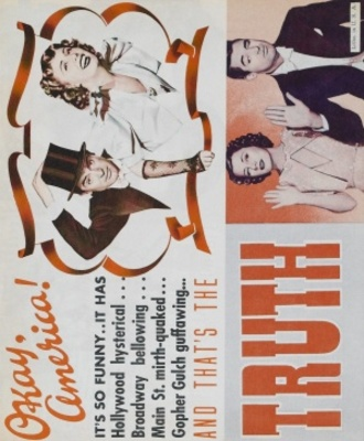 The Awful Truth movie poster (1937) poster MOV_8a5bdc5c